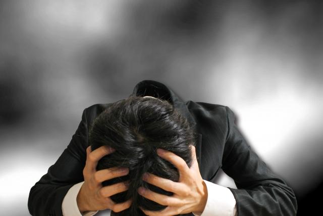 ベンチャー企業への就職失敗のイメージ